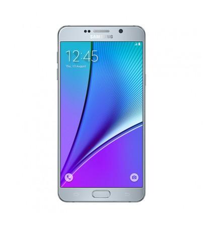 (รีเฟอร์บิช) ซัมซุง กาแล็กซี่ โน๊ต5 64 GB (silver) warranty 3 months - silver