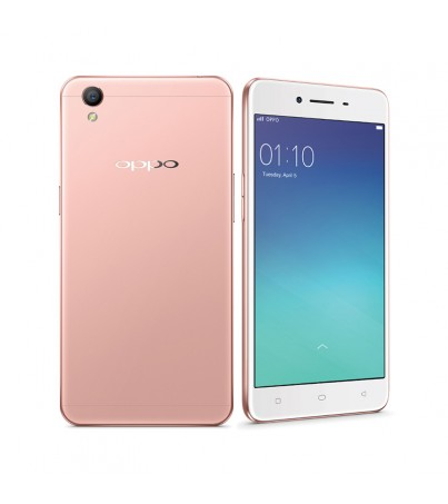 Oppo A37 16GB (RoseGold) รับประกับศูนย