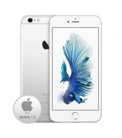 แอปเปิ้ล ไอโฟน 6s plus 128 GB ประกัน MAC 1 ปี (KH) Activatied - Silver