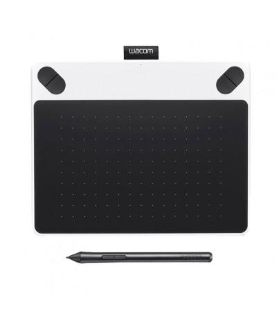 Wacom Intuos Draw Small (CTL-490/W0-C) (White)