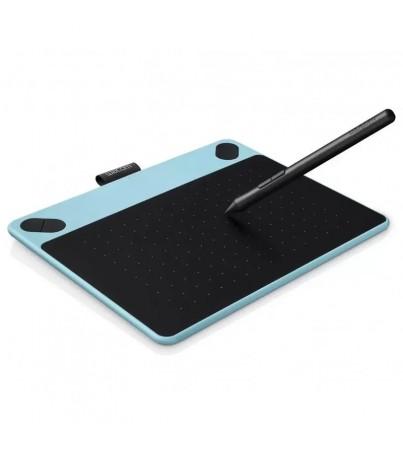 Wacom Intuos Art Pen&Touch Small รุ่น CTH-490/B0-C (Mint Blue)