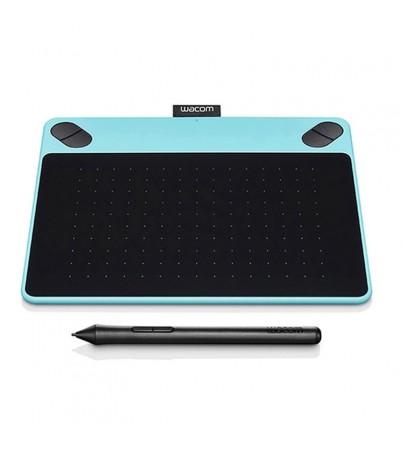 Wacom Intuos Art Pen&Touch Small รุ่น CTH-690/B0-C (Mint Blue)