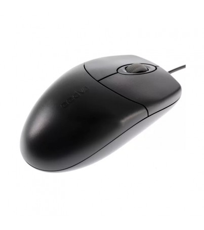 RAPOO USB Optical Mouse (MSN1020-BK) Black