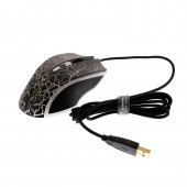 Rapoo Wireless Optiocal Mouse 1620 (MS1620-BK) Black