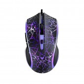 USB Optical Mouse RAPOO (V20, Gaming) Lighting Black