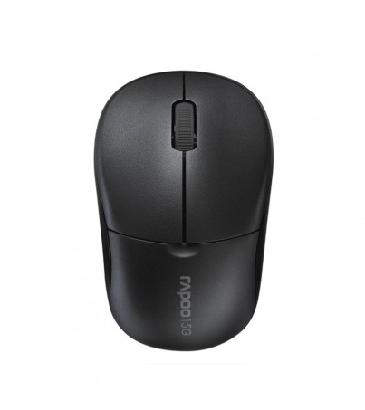 Wireless Optical Mouse RAPOO (MS1620-RD) Black