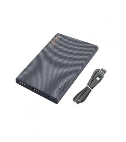 POWER BANK 10000 mAh Eloop (E12) - Black
