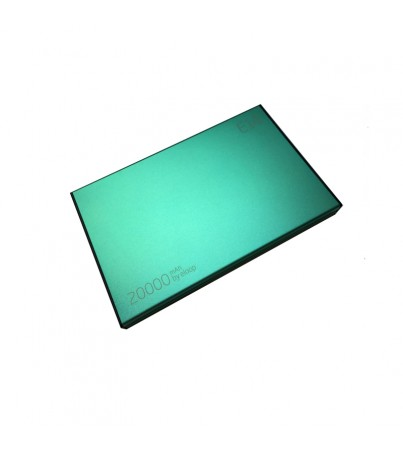 POWER BANK 20000 mAh  Eloop (E14) - Green