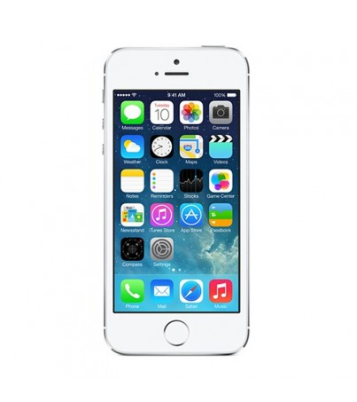 (Refurbished) Apple iPhone 5s 32 GB - Silver