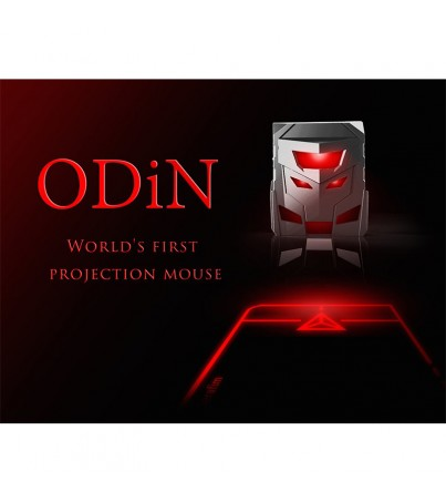 Odin Aurora Projection Mouse Transformer - Silver
