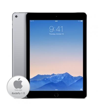 แอปเปิ้ล ไอแพด Air2 16 GB 4G (JA) - Space gray ประกัน 1ปี