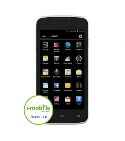 i-mobile IQ 1.2 - Yellow