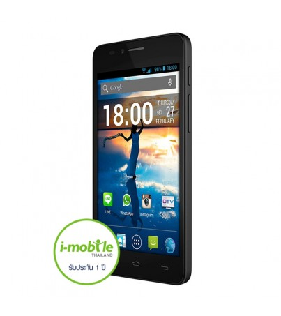 i-mobile IQ 5.8 DTV - Black