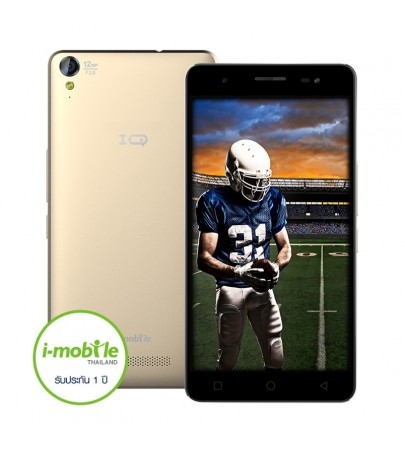 i-mobile IQ BIG 2 - Gold