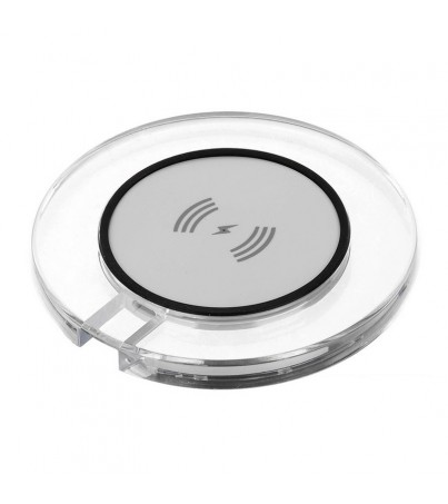 Wireless Charger Transmitter for Android - White
