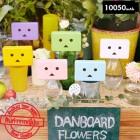 Cheero Power Plus 10050mAh DANBOARD version Flower series - Violet