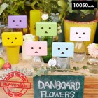 Cheero Power Plus 10050mAh DANBOARD version Flower series - Daisy