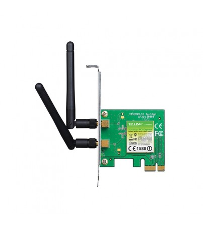 TP-Link 300Mbps Wireless N PCI Express Adapter รุ่น TL-WN881ND
