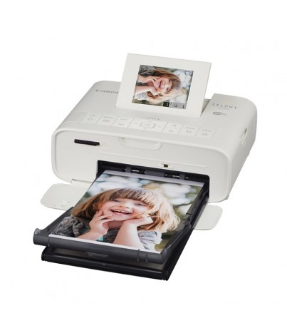 CANON SELPHY CP1200 Wireless Photo Printer (White)