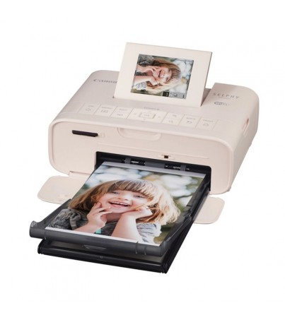 CANON SELPHY CP1200 Wireless Photo Printer (Pink)