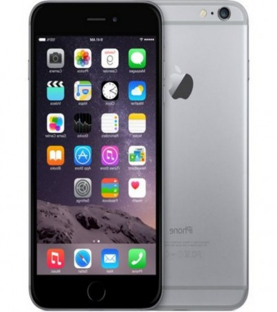 Apple i phone 6 plus 16GB (TH)-Grey