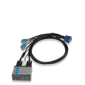 D-Link 2-Port PS/2 KVM Switch with Audio Support ( KVM-121)