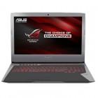 Asus GL752VW-T4153T Corei7-6700HQ 16GB 1TB GTX960M 4GB Win10 - Gray