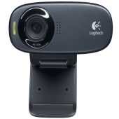 Logitech HD Webcam C310 - Black