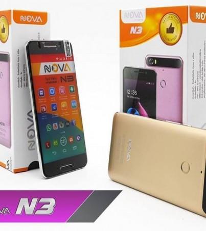 NOVA N3 (8GB) - Pink