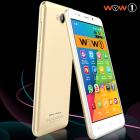 NOVA PHONE WOW1 (8GB) - Gold
