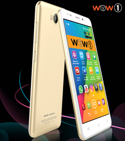 Nova Wow1 (8GB) - Gold