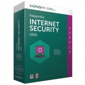 Kaspersky Internet Security 2016 KIS01BSV16FS (1 PC)