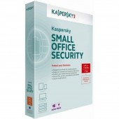 Kaspersky Small Office Security5 10PCs + 1 File Server