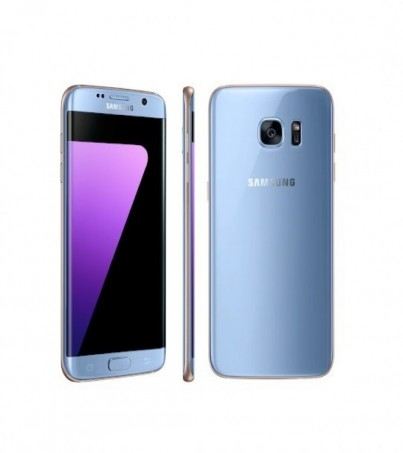 (Import) Samsung Galaxy S7 Edge - Coral Blue