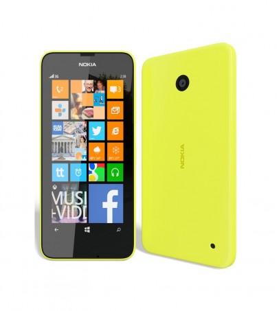Nokia Lumia 630 - Yellow