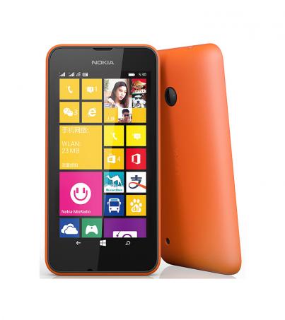 Nokia Lumia 530 - Orange