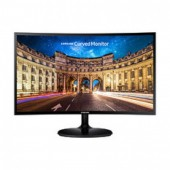 Samsung Curved Monitor 23.5 inches LC24F390FHEXXT