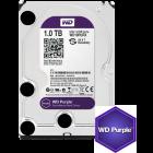 WD Purple 1TB (WD10PURX) CCTV Surveillance Hard Drive SATA 6.0Gb/s / Cache 64MB