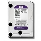WD Purple 2TB (WD20PURX) CCTV Surveillance Hard Drive SATA 6.0Gb/s / Cache 64MB