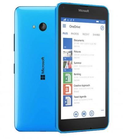 Microsoft Nokia Lumia 640 LTE- Orange