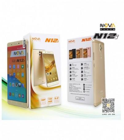 NOVA N12i - Black