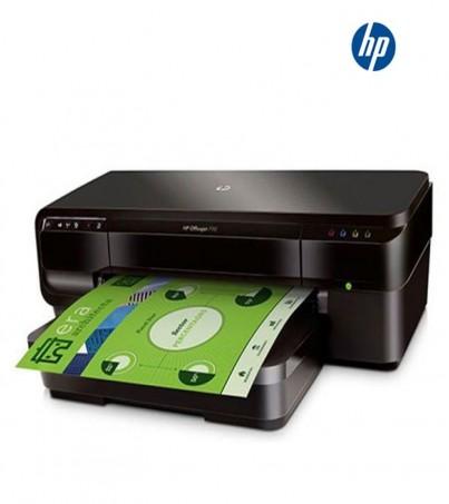 HP PRINTER รุ่น (OJ7110) CR768A - สีดำ