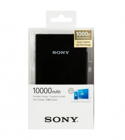 SONY Power Bank 10000mAh รุ่น CP-V10A (Black)