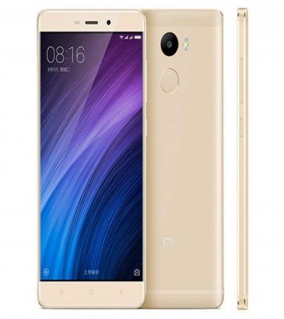 Xiaomi Redmi4 16 ram2gb - Gold (No Warranty)
