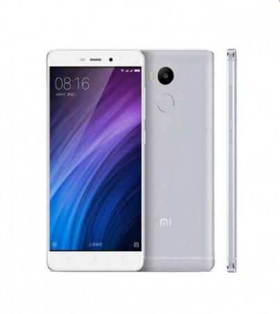 Xiaomi Redmi4 32 ram3gb - Silver (No Warranty)