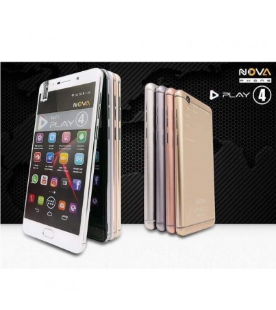 Nova Play4 (8GB) - White