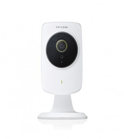 TP-Link Day/Night Wi-Fi Cloud Camera NC230 (White)