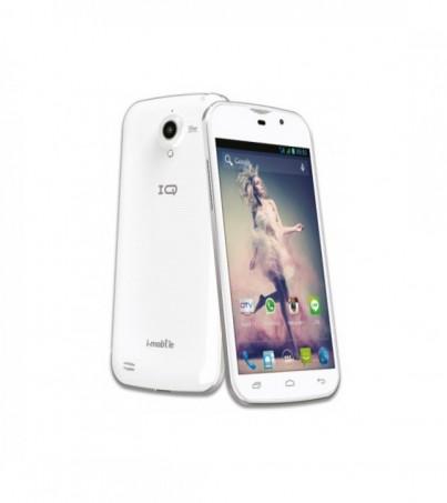 i-mobile IQ 6.7 DTV - (White)