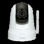 D-Link DCS-5020L mydlink Cloud Wireless N150 Pan/Tilt/Digital Zoom IR IP Camera (H.264, IR 8m, Repeater Mode)