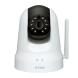 D-Link DCS-5020L mydlink Cloud Wireless N150 Pan/Tilt/Digital Zoom IR IP Camera (H.264, IR 8m, Repeater Mode)
